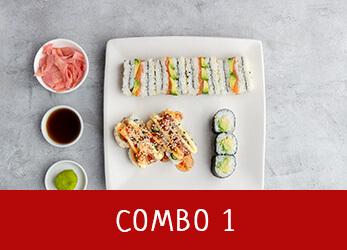 sushi platter combo 1