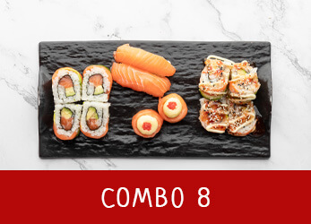 sushi platter combo 8