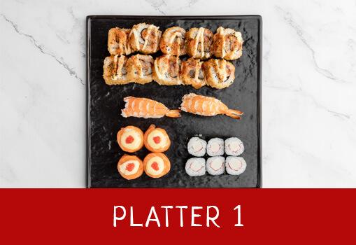 photo of platter 1